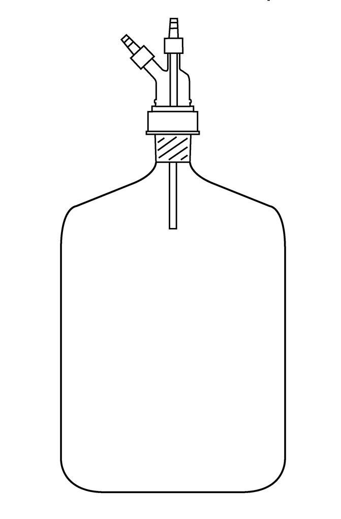20L Filter Bottle