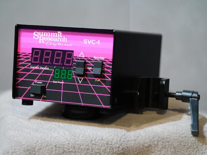 summit vacuum controller