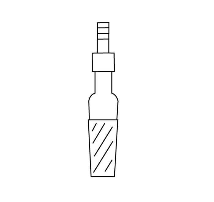 24/40 Adapter GL18