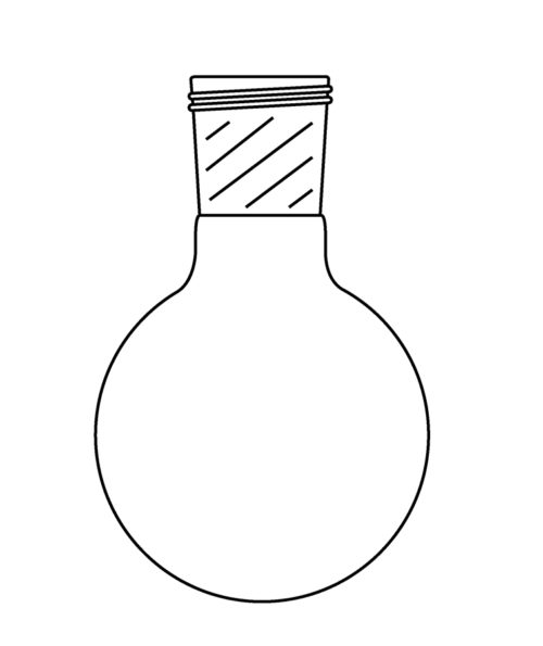 #45 1000ml CT-1 Flask