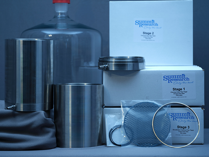 2x Hochstrom Filtration Package