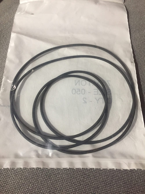 Hochstrom O Rings